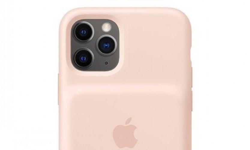 Apple giới thiệu ốp lưng kiêm sạc dự phòng cho iPhone 11, giá gần 3 triệu đồng