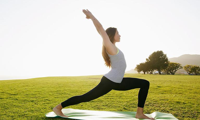 Trọn bộ 4 khóa học yoga giúp bản cải thiện bản thân