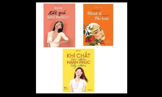 Combo 3 cuốn sách cho phụ nữ hay nhất