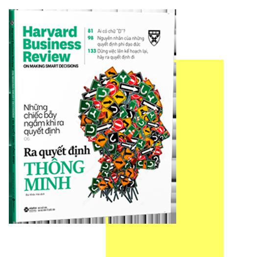 ARVARD BUSINESS REVIEW, lãnh đạo, chiến lược doanh nghiệp, lãnh đạo daonh nghiệp, quản trị 4.0, marketing online, quảng cáo thông minh